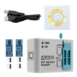 EZP2019 Yüksek Hızlı USB SPI Programcı Soket Destek 24 25 93 EEPROM Flaş Bios