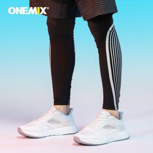 ONEMIX 2020 alta qualità pattini correnti degli uomini delle donne Ultra 5.0 viene eseguito kinit scarpe da ginnastica scarpe sportive Super Suola sepatu da jogging