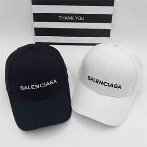 Balenciaga  2020 Neueste Kugel Hüte für Frauen und Männer Marke Hysteresen-Baseballmütze Mode Sport Fußball-Designer
