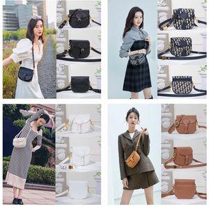 2020 newborn dioss BOBBY luxury womens girls designer classic flap bag Monograms Messenger Shoulder bag bumbag crossbody handbag TlFN#