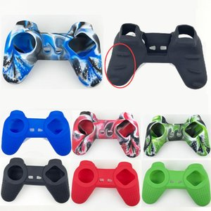 Cgjxsnew Arrival Anti -Slip Silicone Game Console Gamepad Protection Case Cover Handle Grip For Ps1 Ps One Accessories