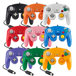 Wired Gamepad for NGC GC for Gamecube Controller Wii Wiiu Gamecube Joystick Joypad Game Accessory