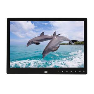 Digital PO Frames 12 pulgadas Marco de imagen 1280x800 Pantalla electrónica con IPS LCD 1080P MP3 MP3 Player video