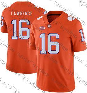 9.23 NCAA Trevor 16 Lawrence White American football Jersey 97 Bosa 7 Haskins Jr Tom 10 Brady College 7 Kaepernick 9 Burrow 26 Barkley