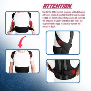Shoulder Back Brace Soft Corset Prevents Slouching Belt Spine Support Durable Posture Corrector Lumbar Therapy Health Care