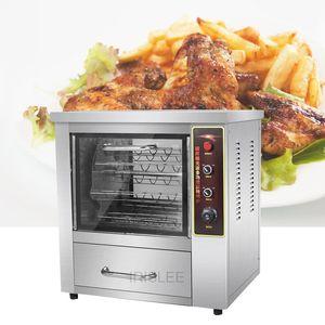 Desktop Gebratene Süßkartoffel-Maschine für Gewerbe Vollautomatische Gebratene Süßkartoffel Ofen Roast Corn-Maschine 220V 1PC