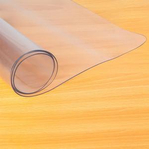 PVC transparente Tapetes Móveis transparente Matte Proteção Pad Prático Tapete Pad Matte Home Use Mat protecção para Presidente US assoalho Stock
