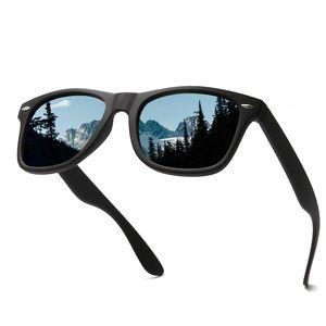 Polarisierte Sport-Sonnenbrille für Männer Frauen Baseball Laufen Radfahren Angeln Golf Gläser PC-Rahmen 2140