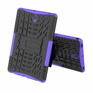 Impacto híbrido pata de cabra robusta para trabajo pesado de la PC TPU Funda para el Samsung Galaxy Tad Un 10 0.1 P580 P585 10 0.5 T590 Tab S4 10 0.5 T830 Crexpress