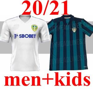 new 20 21 Leeds soccer jersey United 2020 2021 COSTA Alioski Centenary Phillips BAMFORD CLARKE Men Kids football shirts