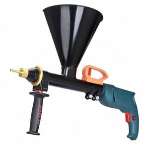 Ciment Remplissage Caulking Pistolet Électrique Change Construction Tool Colle Putty Putty Remplissage Pistolet K5T9 #