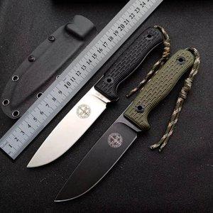 Бор D2 лезвия ножа тактического прямого открытых охоты выживание кемпинга EDC нож Micro BM 535 133 176 Ratio 140BK ZT экстремумов спартанских ножи