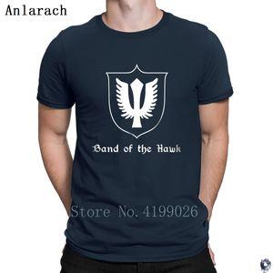Band Of the Hawk tshirt Tee tops Designs trendy Casual tshirt for men gents Leisure 2018 Anlarach plus size 3xl