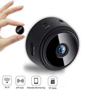 A9 كاميرا 1080P كاميرا لاسلكية المغناطيسية البيت الذكي WIFI رؤية الليلية كاميرا المراقبة البسيطة كاميرا فيديو