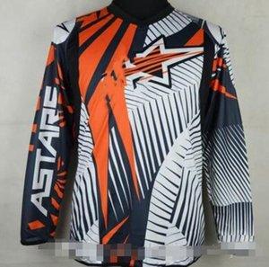 FOX primavera vestito nuovo in discesa poliestere a maniche lunghe ad asciugatura rapida cime abbigliamento mountain bike off-road abbigliamento moto da corsa