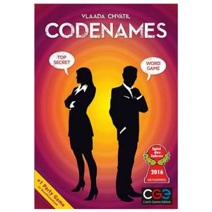Codenames عائلة صديق حزب لعبة بطاقة عمل سري مجلس لعبة اللعب