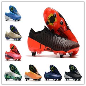 2020 남성 축구화 머큐리얼 슈퍼 플라이 7 엘리트 SG-PRO AC 축구 신발 CR7 CHAUSSURES 드 (13) 엘리트 SG-PRO 축구 부츠