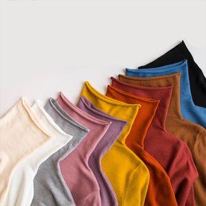 Womens turtleneck pullover cashmere sweater 2020 autumn winter sweter clothes truien dames pull femme sweater women jumper