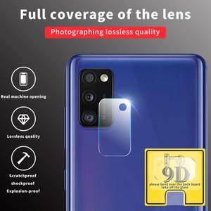 9D كاميرا الفيلم لسامسونج غالاكسي ملاحظة Note20 20 الترا خفف من الزجاج عدسة الكاميرا