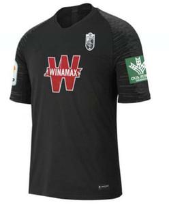 Новый 2020 2021 Гранада футбол Джерси 20 21 Granada CF Home Team Away Третий Сольдадо Эррера Антонио Пуэрта Мужская + Детский футбол рубашка