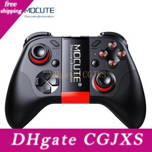 Mocute 054 053 050 Bluetooth Gamepad Controlador Joystick Joypad sem fio Android Tablet Smart Vr Tv Game Pad para iOS Pc T191227 Android