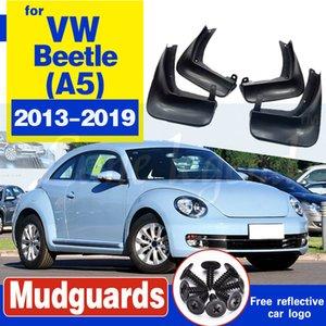 Auto-Schmutzfänger für Volkswagen VW Käfer 2012 ~ 2019 Fender Schlammschutz Splash Flaps Radschützer Zubehör 2015 2016 2013 2014 2017 2018