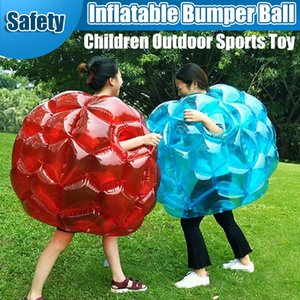 Inflatable Bumper PVC Collision Ball Children Outdoor Sports Game Toys Deals