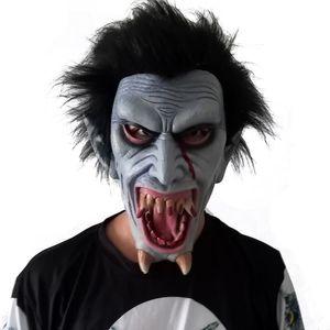 Cadılar Bayramı Korku Vampire Demon vampirleri Maske Maske Korku Evil Zombie kurt adamları