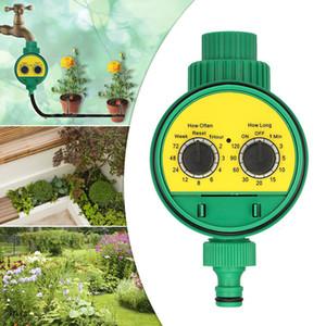 Bahçe Sulama Timer Otomatik Elektronik Su Sayacı Ev Bahçe Sulama Timer Kontrolörü Sistemi irrigator Y200106