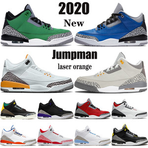 2020 New tênis de basquete jumpman Oregon patos PE UNC laranja laser de instinto animal 2.0 Fire Red denim homens formadores sneakers