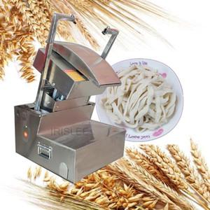 O aço inoxidável 1PC alta qualidade robot automático elétrico do robô Faca Cut Noodle Máquina de macarrão raspadas que faz a máquina