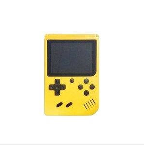 Çift Oyun Oyuncak LCD 3.0 için El Video Konsolu Console Çocuklar Inç Oyun Ekran Oyuncular Mini Retro Gamepads Taşınabilir Vugar