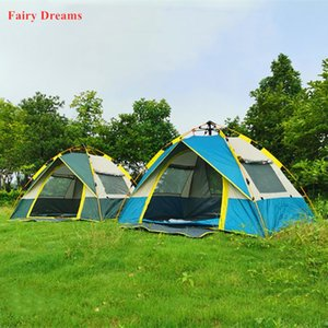 Camping Tent Travel 2-3 Person Fishing Tents For Rest Travel Beach Outdoor Camping Hiking