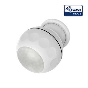 Z-Wave Plus PIR sans fil Détecteur de mouvement Détecteur de capteur de température d'alarme