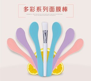 Mask Brush Mask Stick Set Top Grade Soft Bristle Brush DIY Beauty Makeup Tool 3524
