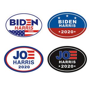 Biden Harris dolabı Magnet 2020 ABD Seçim Manyetik Buzdolabı Mıknatıs Su geçirmez toz geçirmez Araba Etiketler Biden Seçim Malzemeleri