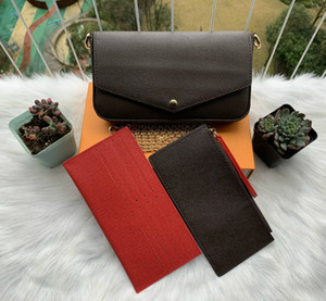 2019 Nouveaux sacs à main sacs à main sacs femmes mode sacs sac à bandoulière qualité Taille 21 * 11 * 2 cm Modèle 61276 avec boîte