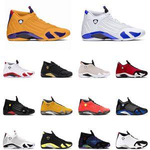 14 XIV retro hommes chaussures de basket 14s Hyper Royale Gym rouge Doernbecher Candy Cane Last Shot sneaker extérieur hommes formateur