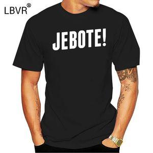 Jebote T-shirt Jugo Balkan Jugoslavia shirt do slogan Sérvia croata Bósnia Nova