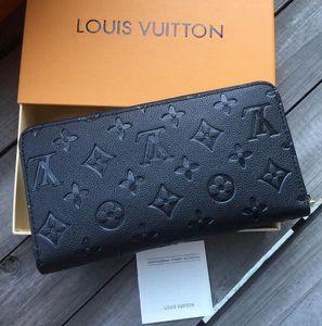 Louisborse di marca autentica marea femminile pochette modo della borsa temperamento banchetto selvaggio europei e americani Limelight leathe portafoglio