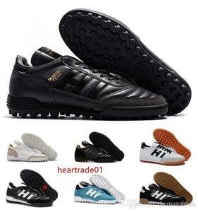 الكلاسيكية الرجال كأس MUNDIAL GOAL داخلي فريق الفلكية الحديثة كرافت TF TURF أحذية كرة القدم أحذية كرة القدم SCARPE كالتشيو رخيصة المرابط الحجم 39-45
