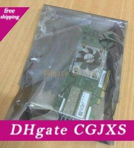 Qlogic Qle2672 16gbps Çift Bağlantı PCIe Fiber Kanal adaptör