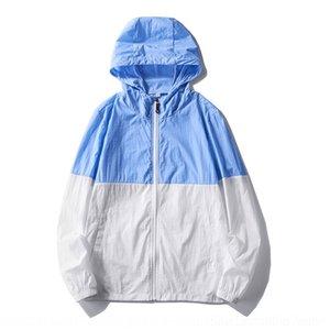 OfZCr 594780 sports cuir en cuir femmes coupe-vent crème solaire été peau des hommes en plein air nouvelle couche mince trench coat slim