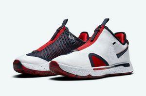 США PG 4 Разводят обуви для продажи с коробкой хороших мужчин женщинами Digi Camo GE баскетбольной обувью магазин оптовой size40-46