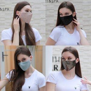 Pizzo Abito sexy delle donne All'ingrosso-1PC del nero dell'annata del partito di promenade elegante faccia Eye Mask Masquerade # 799