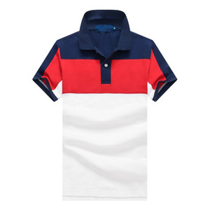 Embroidery Short sleeve poloshirt men tshirt Hot SalesEurope women and mens designer sweaters retro classic luxury sweatshirt