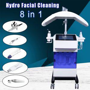 Hydra Gesichtshaut rejuvanation Hydra Dermabrasion Gesichtstissuemaschine Haut-Wäscher-Spritzpistole Gesichtshaut verbessern