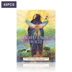 Pour les cartes de la famille pont Party orientation Divination Fate Supplies Oracle Sacred Tarot Jeux de société Kit Tarot Terre bbyXUk de bdetoys