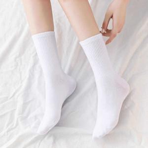 Femmes confortables étudiant mignon chaussettes mince respirante variété d'options de vente à chaud abordable Automne Hiver Femmes Sous-vêtements