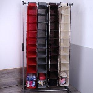 Yunjia 10-strato plain non tessuto classificare pattino del sacchetto del pattino sacchetto d'attaccatura 10-strato di tessuto non pieghevole